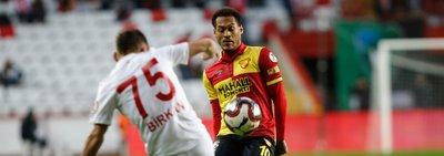 Antalyaspor - Göztepe maçından kareler