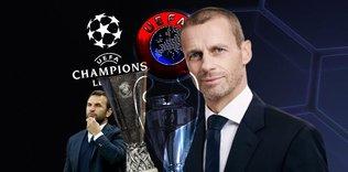 UEFA kararını verdi! Devler Ligi finali İstanbul'da mı?