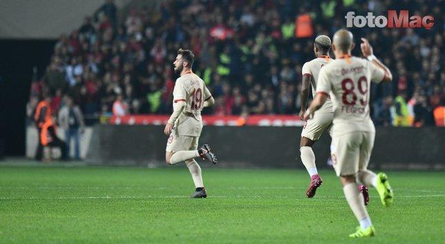 İşte Gaziantep FK-Galatasaray maçından kareler