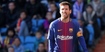 Messi'den ilginç oran: %83.1