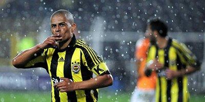 Fenerbahçe'de Alex heyecanı