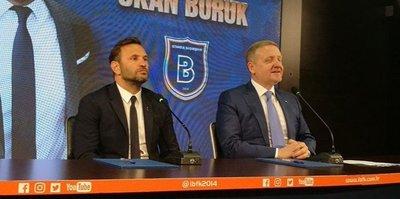 Okan Buruk'un imza töreninde açıklandı! Medipol Başakşehir'de 3 ayrılık birden Son dakika haberleri