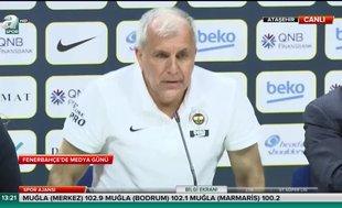 """Obradovic: """"Birbirimizi çok iyi tanıyan iki takımız"""""""