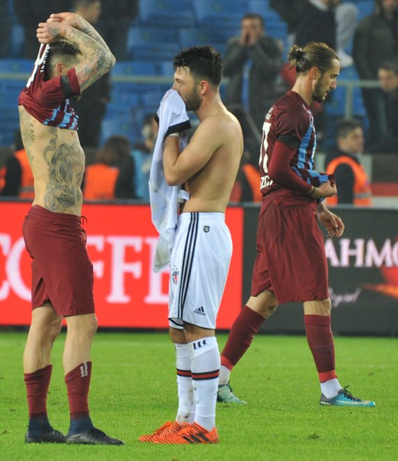 Sosa Beşiktaş'ı özlemiş
