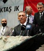 Beşiktaş'ta ilk hamle Ümraniye'de