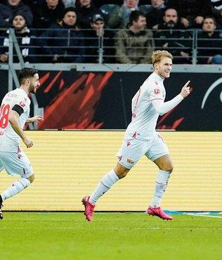 Eintracht Frankfurt 1-2 Union Berlin | MAÇ SONUCU