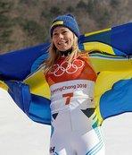 Hansdotter altın madalya kazandı