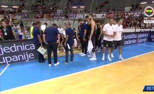 Obradovic çok sinirlendi: Taktik tahtasını...