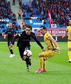Yeni Malatyaspor serisini Trabzon'da kaybetti