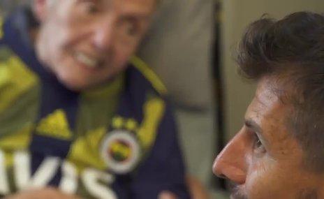 Fenerbahçe'den özel forma tanıtımı! Yeni formamız emin ellerde...