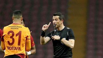 Galatasaray - Karagümrük maçının hakemi Ali Palabıyık bakın hangi takımı tutuyor?