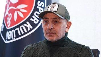 Süleyman Hurma umutlu