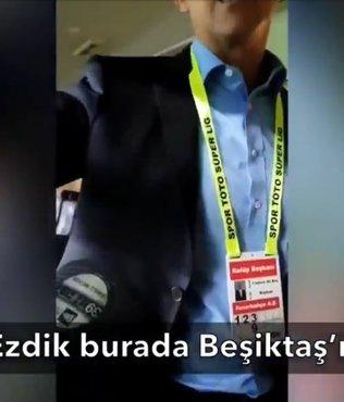 """Beşiktaş cephesinden Ali Koç'a yanıt: """"Bu nasıl ezme?"""""""