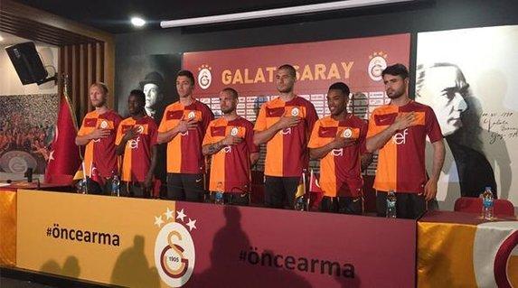 İşte takımların 2017-18 sezonu formaları