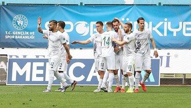 Konyaspor - Fatih Karagümrük: 5-1 (MAÇ SONUCU - ÖZET)