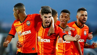 Real Madrid 2-3 Shakhtar Donetsk   MAÇ SONUCU
