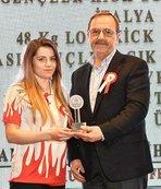 Samsun BB Başkanı Şahin'den spora destek