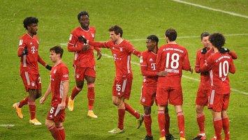 Bayern evinde hata yapmadı!