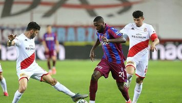 Trabzonspor'da duran top problemi