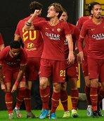 Roma Udinese deplasmanında farklı kazandı