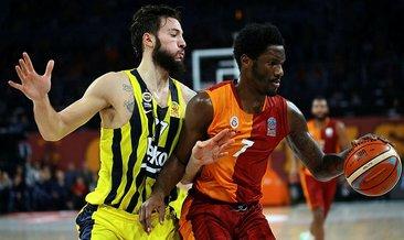 Basketbolda Fenerbahçe - Galatasaray derbisi heyecanı