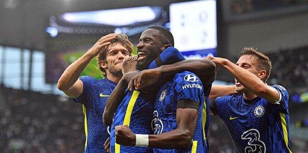 Tottenham Chelsea maç sonucu: 0-3 Tottenham Chelsea maç özeti izle - Son dakika İngiltere Premier...