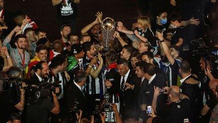 İşte Beşiktaş'ın UEFA Şampiyonlar Ligi'ndeki muhtemel rakipleri