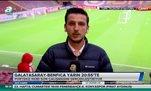 Galatasaray'da Benfica maçı öncesi son gelilşmeler