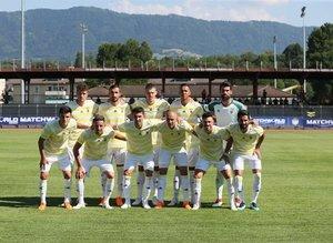 Fenerbahçe 3-0 Fulham maçından görüntüler