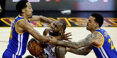 Cavaliers get first NBA Finals win in style