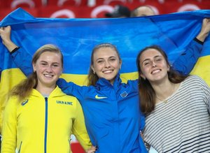 Türkiye - Ukrayna maçından kareler!