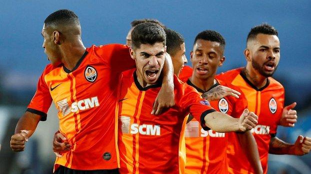 Real Madrid 2-3 Shakhtar Donetsk | MAÇ SONUCU #