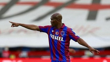 Son dakika spor haberi: Trabzonspor'da Nwakaeme en suskun dönemini yaşıyor