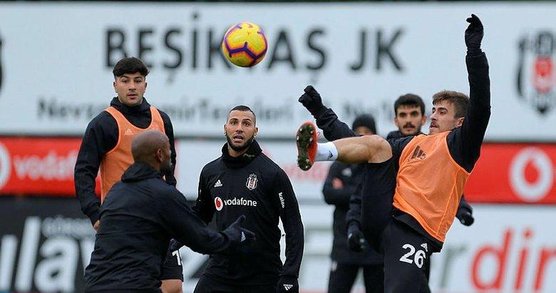 Beşiktaşın Alanyaspor kadrosu belli oldu!