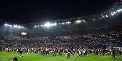 Olaylardan Lyon kulübü sorumlu
