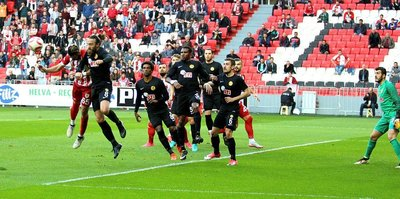 Eskişehirspor farklı kazandı!