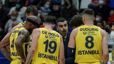 Fenerbahçe Beko 3. maçta CSKA karşısında!