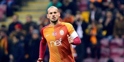 Sneijder İspanya yolcusu…