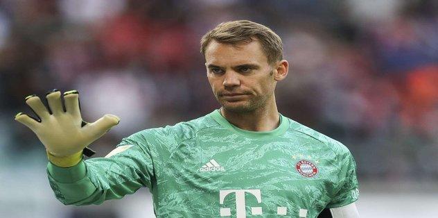 Neuer'in skandal görüntülerine büyük tepki! Irkçı şarkı... - Almanya Bundesliga -