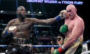 Tyson Fury Deontay Wilder maçı hangi gün? Saat kaçta? Ne zaman?