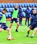 Medipol Başakşehir, Göztepe maçının hazırlıklarına başladı