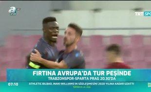 Trabzonspor Avrupa'da tur peşinde