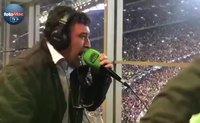 Messi'nin golünden sonra spiker kendinden geçti
