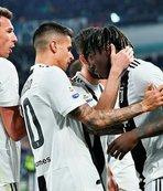Juventus Empoli'yi tek golle geçti