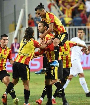 Göztepe 1-0 Konyaspor | MAÇ SONUCU