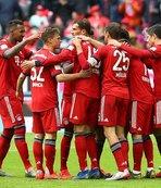 Bayern Münih farklı kazandı