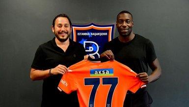Son dakika spor haberi: Başakşehir Stefano Okaka'yı renklerine bağladı