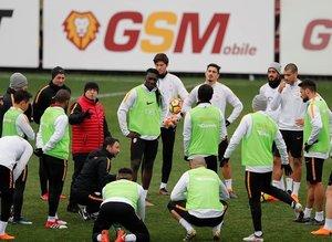 Galatasarayda Fernando sevinci