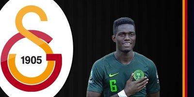 Valentine Ozornwafor Galatasaray'a transferi için İstanbul'a geliyor!