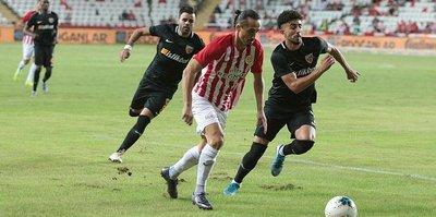 MAÇ SONUCU Antalyaspor 2-2 MAÇ ÖZETİ